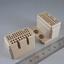 【切削加工品】樹脂、金属の切削加工、小ロットの切削加工はお任せ! 製品画像