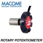 磁気式回転ポテンショメーター「MRP-510」:マコメ研究所 製品画像