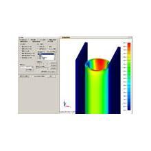 高周波誘電加熱解析ソフトウェアF-VOLT-DH 製品画像