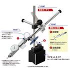 測定物アプローチ用に!測定スタンド「AP-2M」 製品画像