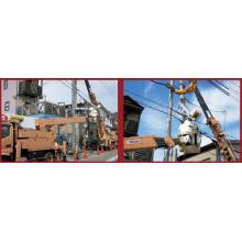 電柱切断ワイヤーソー『UPW-100A』 製品画像