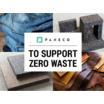 廃棄衣料品を原料としたリサイクルボード『PANECO』 製品画像