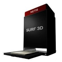 3Dテクスチャースキャナー『SURF 3D』 製品画像