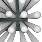 イソライト工業の高温集塵セラミックフィルター イソフィル 製品画像