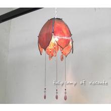 ランプ チューリップ型ランプ(赤) vp039 製品画像