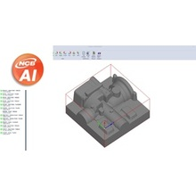 自動オペレーションCAM: NCBrain AICAM 製品画像