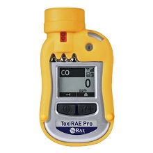 一酸化炭素計 トキシレイプロ CO  製品画像