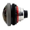 魚眼レンズ HAL 220 PL(220度広角魚眼) 製品画像