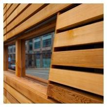 木材『ウエスタンレッドシダー』 製品画像