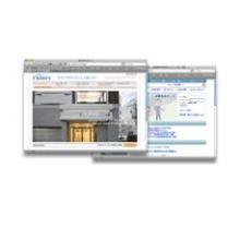 サービス案内 XOOPS ウェブサイト構築 製品画像