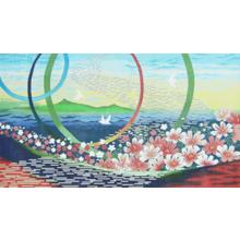 セラミックタイル『モザイクタイルアート』 製品画像