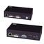 DVI-D・USB・音声・赤外線・RS232C CAT5e伝送器 製品画像
