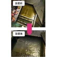 【ビル厨房内に最適!】油水分離自動回収装置KRY-300A 製品画像