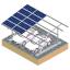 奮安(FOEN)ソーラーカーポート(CPシリーズ) 製品画像
