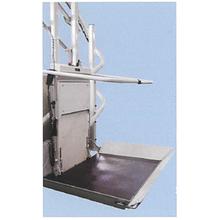 車いす用階段昇降機『OME18』 製品画像