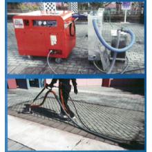 路面洗浄『よみがえり美人』【10年~20年の経年の汚れが綺麗に】 製品画像