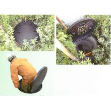 組立人孔用固定金具付 マンホールカバー『らくまんくん』 製品画像