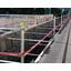 保安用品『矢板用支柱フェンス』 製品画像