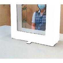 飛沫感染防止 パーティション 製品画像