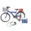 自転車型緊急用浄水装置『Cycloaqua』 製品画像