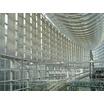 電動大型ロールスクリーン施工事例|東京国際フォーラム ガラス棟 製品画像