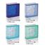 ガラスブロック『ブライトシリーズ(1面小口化粧・2面小口化粧)』 製品画像