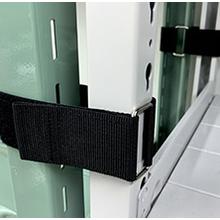 モデル違いの棚の柱同士を簡単に繋げる【連結固定ベルト】 製品画像
