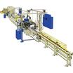 溝形鋼断面の生産を能率的に行うカセット式プリパンチ成形ライン 製品画像