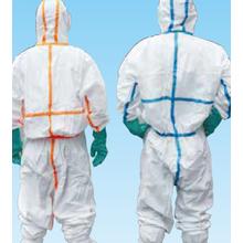 防護服(つなぎ)『SFカバーオールTS』 製品画像