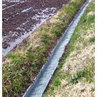 【農業や仮設の排水に】再生プラスチックU字溝 「U字路」300L 製品画像
