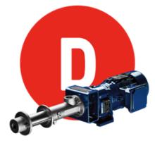 低流量ポンプ『製品群D』 製品画像