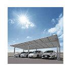 ソーラーカーポート POGERO 製品画像