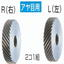 転造ローレット駒ヒラ目KNSF14~KNSF50国内標準タイプ 製品画像