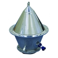 粉体排出装置『コーン型排出バルブ(ACV)』 製品画像