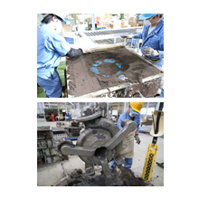 アルカリフェノール鋳造のご紹介 製品画像