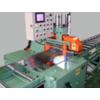 【自動定寸装置+プッシャー装置付】アルミ自動丸鋸切断機  製品画像