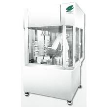 粉体秤量/調製ロボットセル 製品画像