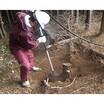 土砂ほぐし機「エアースコップ」【圧縮空気で土砂の掘削が可能!】 製品画像