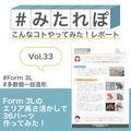 みたれぽ[33]Form 3Lの高さ使って36パーツ作ってみた! 製品画像