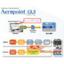 クリエイティブUIミドルウェア「Aeropoint GUI」 製品画像