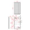 太陽電池モジュール『MINI Eclipse SRP-G0B4』 製品画像