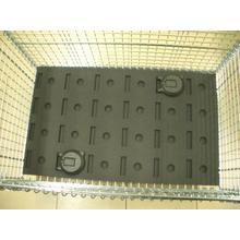 【包装設計の改善事例】工業製品の通い箱 パッド改善 製品画像