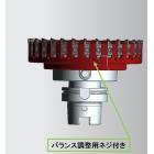 【鄭州ダイヤ】高精度!低価格!PCDチップ正面フライスカッター 製品画像