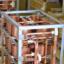 銅管(銅パイプ) 曲げ 熱交換器 熱効率 U字 一貫生産 関西 製品画像