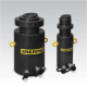 安全ロックナット付き複動油圧シリンダ『HCRLシリーズ』 製品画像