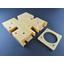 断熱材・耐熱材 PGE-6771切削加工 製品画像