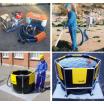 海上防災 バイコマ社 油回収システム 製品画像