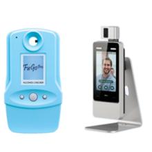 アルコール検知&顔認証付き体表温度測定システムのご提案 製品画像