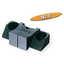 スライドクランプ  ショートBタイプ(フラット型)TC08BFS 製品画像