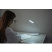 『ワイヤレスQi充電付LEDデスクライト LDL-J375』 製品画像